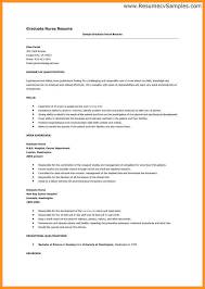 Example Of A Nursing Resume by Download New Resume Examples Haadyaooverbayresort Com