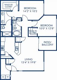 1 2 u0026 3 bedroom apartments in scottsdale az camden legacy