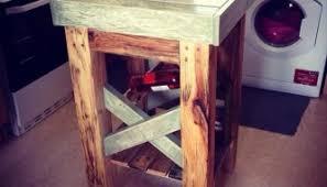 pallet kitchen wooden pallet furniture