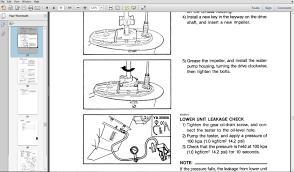 1999 yamaha 90tjrx outboard service repair maintenance manual