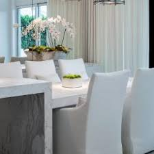 White Slipcover Dining Chair Photos Hgtv