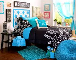 apartments blue and black bedroom ideas tiffany blue and black