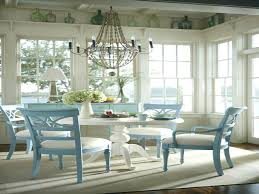coastal dining room table 103 coastal beach white oak round dining room set modern coastal