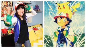 Pokemon Halloween Costumes Girls Pokemon Ash Ketchum Costume