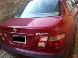 nissan sunny 2005 2000 nissan sunny ex saloon autos nigeria