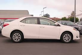 lexus stevens creek pre owned certified pre owned 2017 toyota corolla le 4dr car in san jose