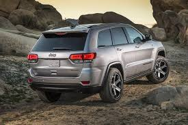 jeep grand cherokee all terrain tires 2017 jeep grand cherokee new car review autotrader