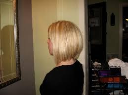 angled bob hairstyles bangs medium hair styles ideas 45413