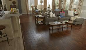 Brazilian Koa Tigerwood by Tarkett Brazilian Koa Laminate Flooring
