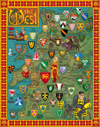 Map Of Westeros World by 5 Awesome Game Of Thrones Charts Maps And Infographics