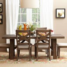 this modern farmhouse dining room table is the perfect addition to