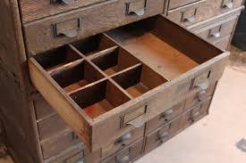 Antique Storage Cabinet Antique Wooden Drawer Storage Cabinet Home Lilys Design Ideas