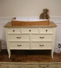 Espresso Changing Table Dresser Furniture Pink Painted Wooden Changing Table Dresser With Drawers
