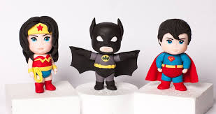 superman cake toppers cake toppers batman superman and the
