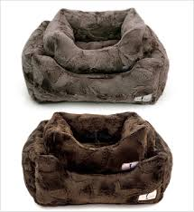 Hooded Dog Bed Luxury Small Dog Beds And Dog Blankets Puppy U0027s Home