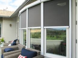 retractable solar screens ers shading san jose ca