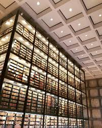 beinecke rare book and manuscript library bunshaft on topsy one