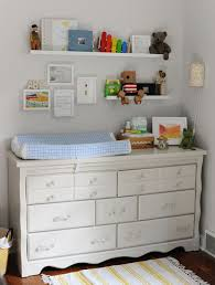 Changing Table Shelf Schue Nursery Gallery Wall Kid S Room Decor Ideas