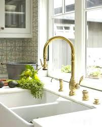 kohler brass kitchen faucets brass kitchen faucet picturesque best antique brass kitchen faucet