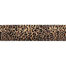 leopard ribbon leopard print ribbon 1 1 2 wide for centerpieces bows or crafts
