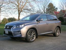bagged lexus is350 2014 lexus rx 350 f sport road test review carcostcanada