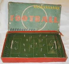 table top football games vintage boxed tin plate table top football game possibly german