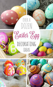 Easter Egg Decorations Pinterest by Easter Egg Decorating Ideas Makeovers U0026 Motherhood