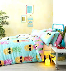 Blue Bed Sets Duvet Covers Cute Teen Bedding Design Bright Blue Duvet Cover