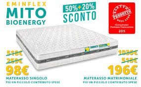 costo materasso matrimoniale materassi eminflex offerte simple materasso zone cm memory e