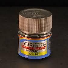 mr metal colors 10 ml iron snm stuff