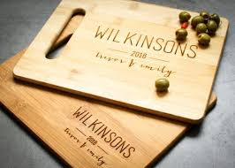 personalized cheese board personalized cutting boards platters by engravemethis