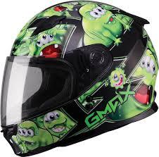 gmax motocross helmets 67 94 gmax youth gm49y attack full face helmet 228951