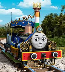 Rajiv Thomas Tank Engine Wikia Fandom Powered Wikia