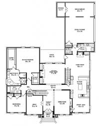 4 bedroom 1 story house plans house plan cool design 5 bedroom home designs 16 house plans