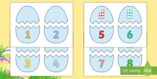 easter maths primary resources easter math games page 1