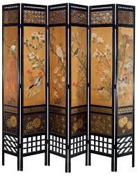 innovative japanese room divider 3 panel wood dividers