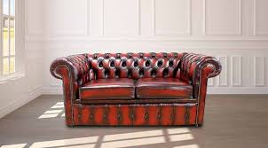 Cheap Leather Chesterfield Sofa 2 Seater Leather Chesterfield Sofa In Oxblood Sofa Offers