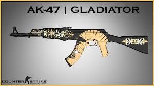 Flag With Ak 47 Ak 47 Gladiator Counter Strike Global Offensive Skin Mods
