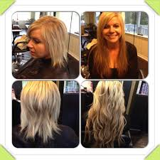 Hair Extensions Tape by Easihair Pro Tape In Hair Extensions Yelp