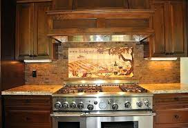 murals for kitchen backsplash tile mural backsplash kitchen murals entrancing kitchen murals