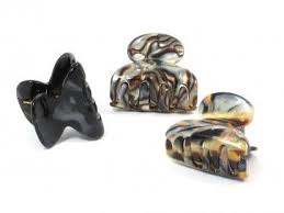 hair clip types 30 best hair and barrettes images on hair