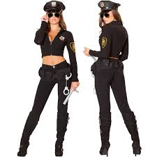 police halloween costumes roma womens seductive cop police officer hottie halloween
