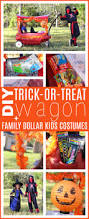 diy trick or treat wagon affordable kids u0027 costumes at family