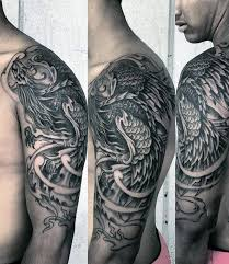 beautiful mens half sleeve tattoos photos styles ideas 2018