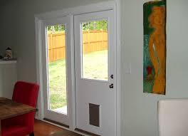 Vinyl Patio Pet Door Door For Vinyl Sliding Glass Doors With Best Door For