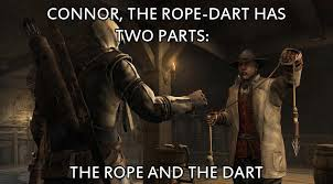 Assassins Creed Memes - image ropedartmeme jpg assassin s creed wiki fandom powered by