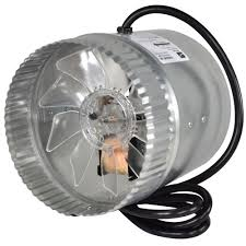 register booster fan reviews suncourt inductor 6 in corded in line duct fan db206c the home depot