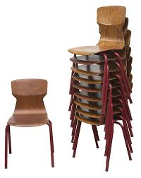 Stackable Dining Room Chairs Office Visitor Chairs Stackable Furniture Industrial Metal Chairs