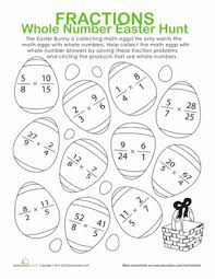 multiplying fractions and mixed numbers education com