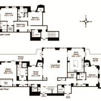 Luxury Apartment Floor Plans Two Sophisticated Luxury Apartments In Ny Includes Floor Plans